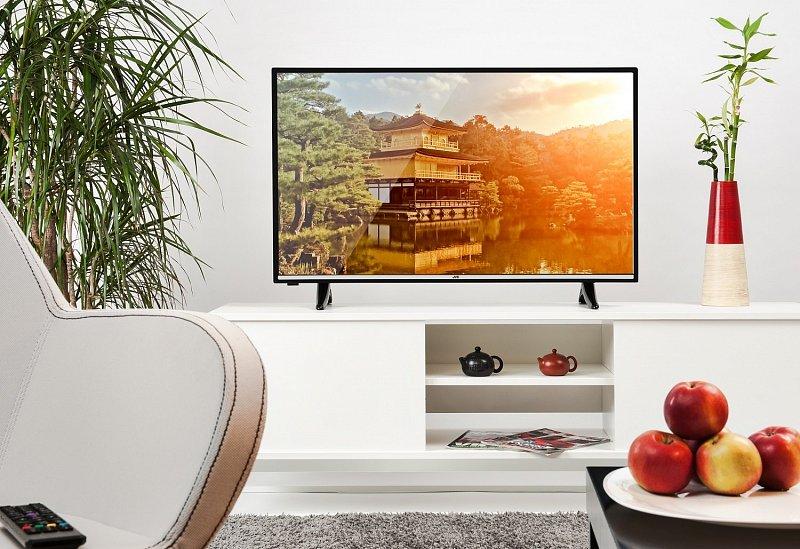 Vyhrajte metrovou LED televizi JVC