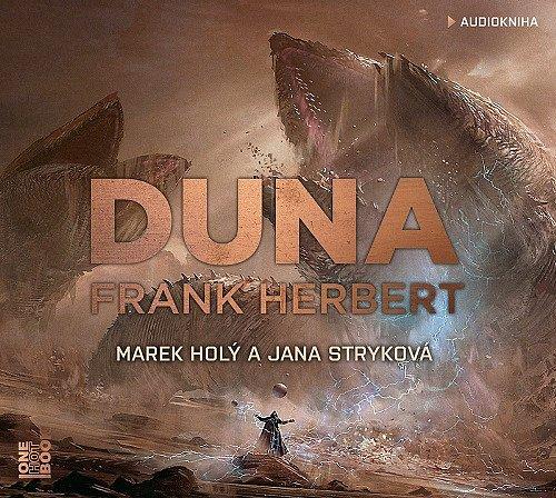 Audiokniha Duna