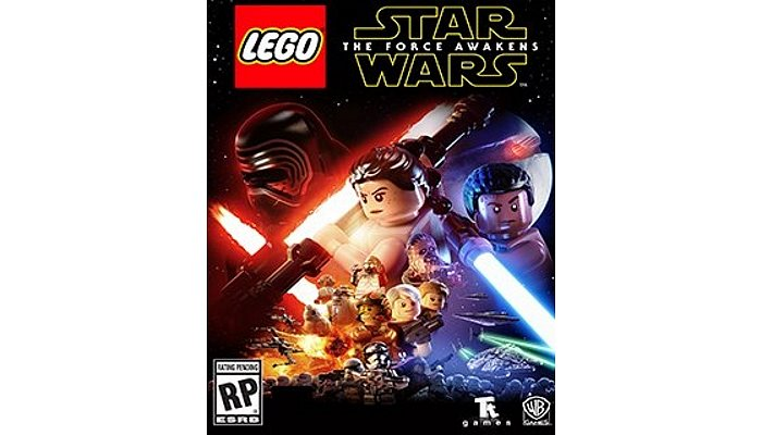 Soutěž o LEGO Star Wars The Force Awakens pro PC