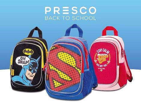 Soutěž o 3x superhero předškolní batoh