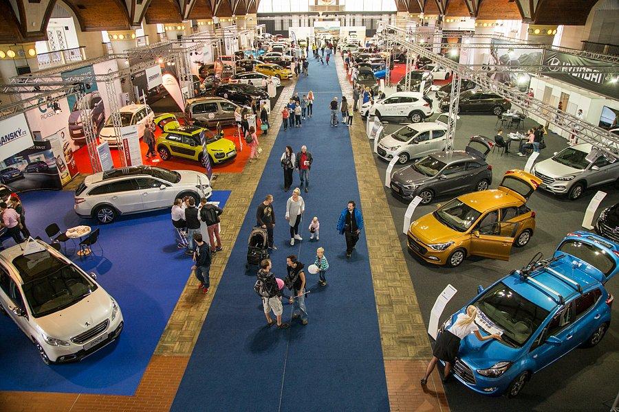 Vstupenky na Autoshow Praha 2016