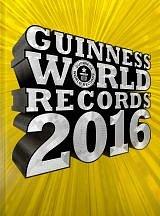 Guinnessova kniha rekordů 2016 od eBouda.cz