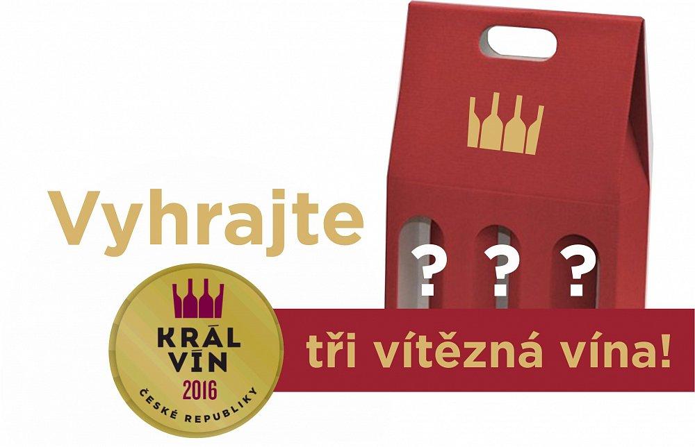 Vyhrajte vína z Královského koštu!