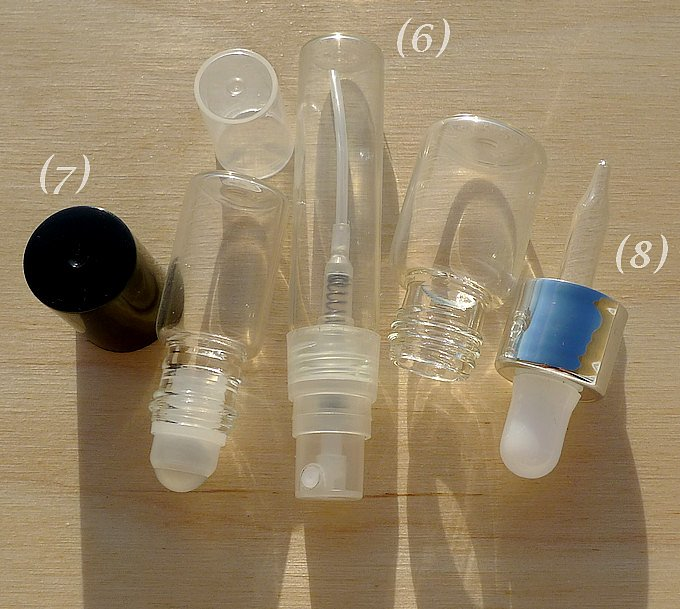 Soutěž o nádoby na kosmetiku a o vzorky přírodní kosmetiky