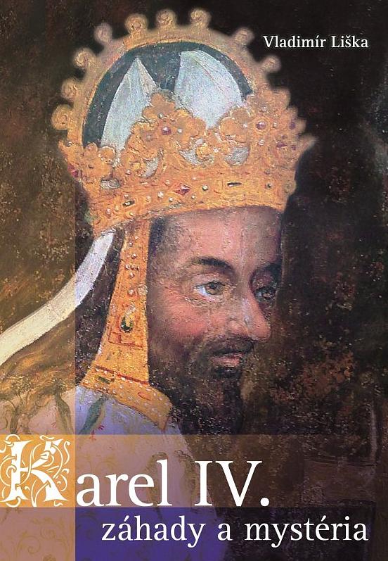 Kniha Karel IV. – záhady a mysteria