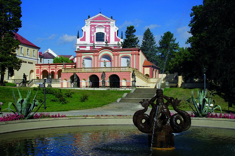 Výlet za přírodou do Klášterce nad Ohří