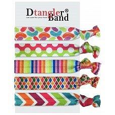 Soutěž o DtanglerBand - gumičky set Stripes