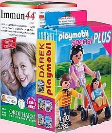 Soutěž o špičkový sirup Immun44 a figurky Playmobil