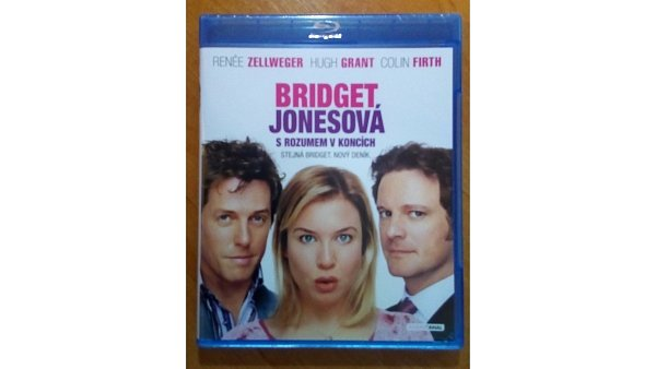 Soutěž o Blu-ray Bridget Jonesová – S rozumem v koncích