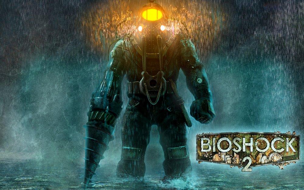 Soutěž o PC hru Bioshock 2