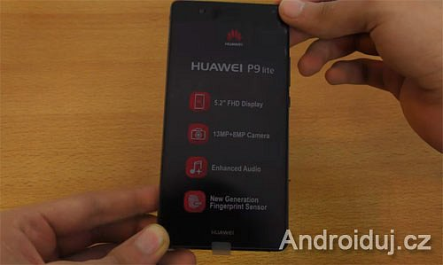 Soutěž o Huawei P9 Lite Dual SIM