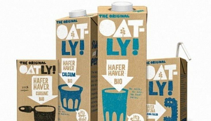 Soutěž o 10 balíčků bioproduktů Oatly od firmy Country Life