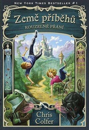 Soutěž o 3x knihu Země příběhů - Kouzelné přání