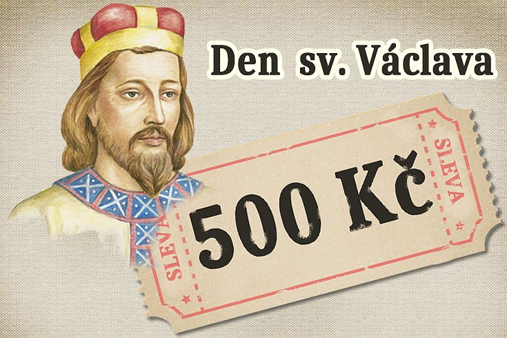 Soutěž o slevu 500 Kč na dobrodružnou hru v Praze