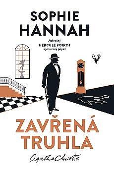 Soutěž o detektivní novinku Poirot: Zavřená truhla