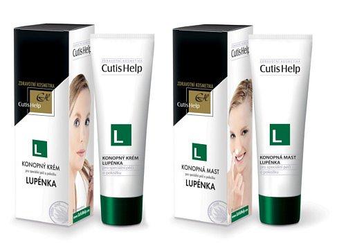 Soutěžíme s kosmetikou CutisHelp!