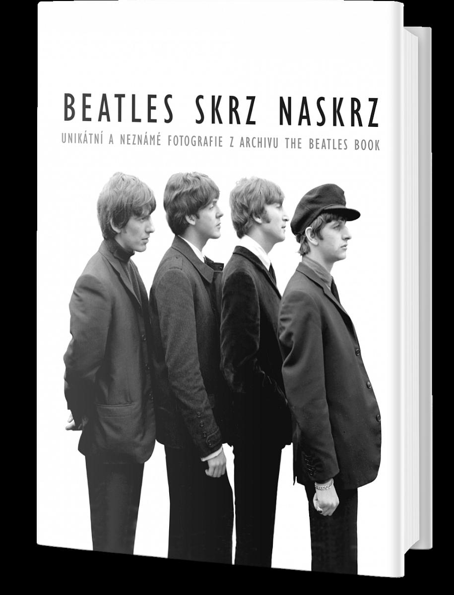 Sběratelská kniha Beatles skrz naskrz