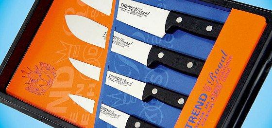 Nůž Trend pro tři soutěžící!