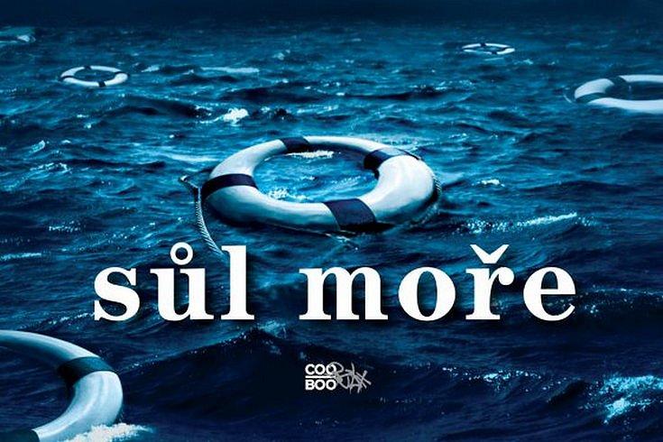 Vyhrajte román Sůl moře!