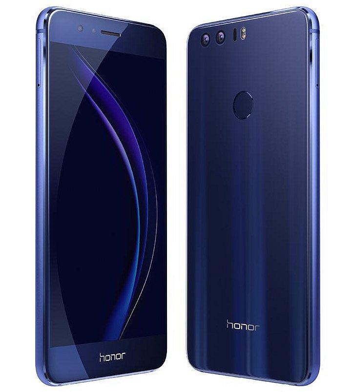 Soutěž o Huawei Honor 8