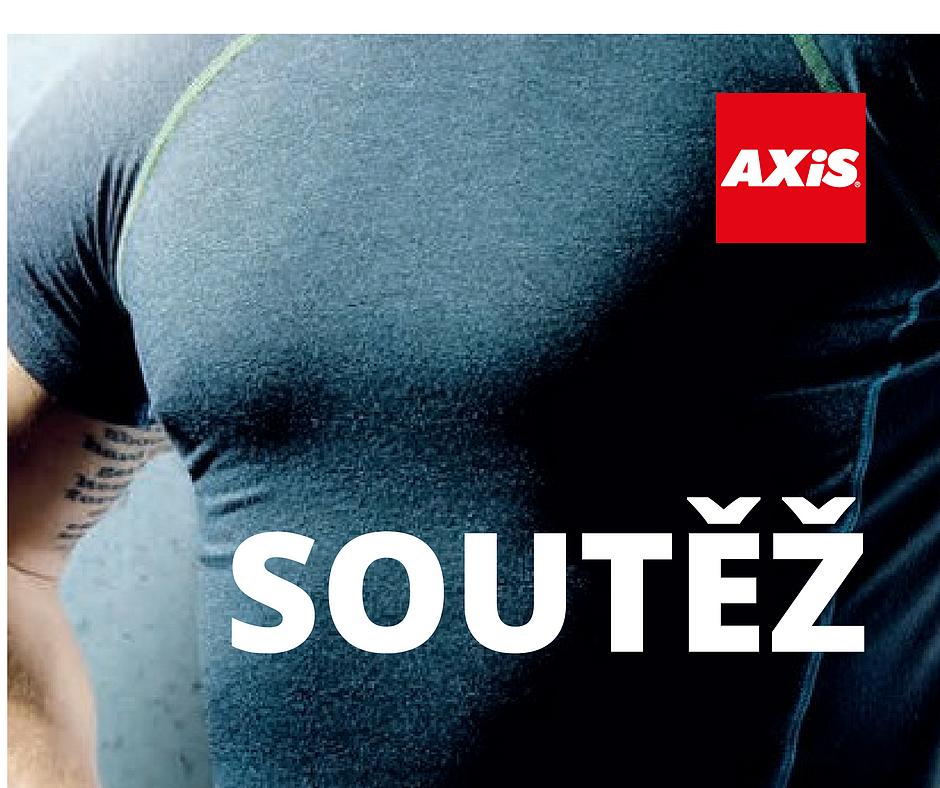 Soutěž o termoprádlo AXiS