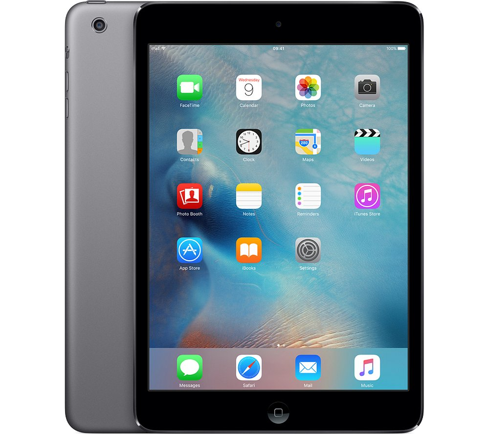 Soutěž o Apple iPad mini 2