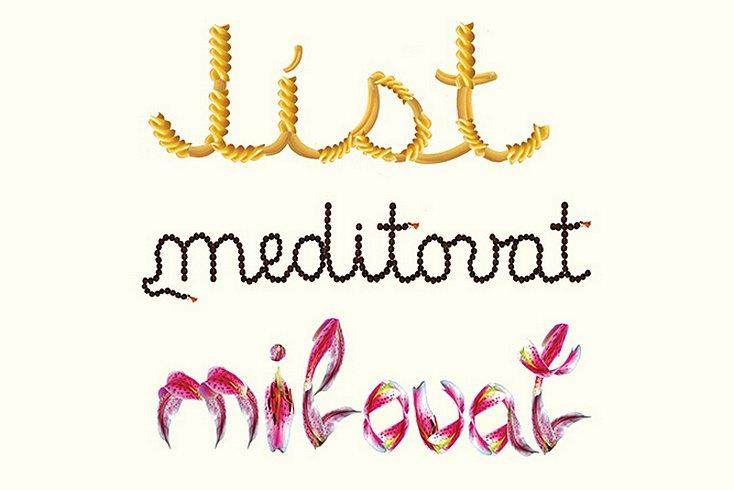 Vyhrajte audioknihu Jíst, meditovat, milovat!