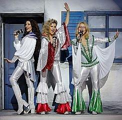 Soutěž o vstupenky na muzikálový hit století Mamma Mia!