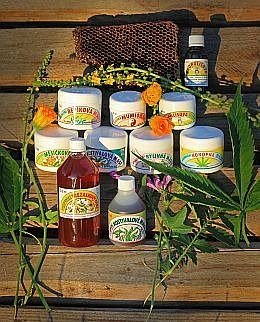 Soutěž o speciální balíčky přírodních produktů Dr. Dudek