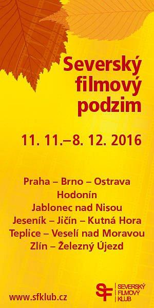 Vstupenky do ostravských kin na Severský filmový podzim