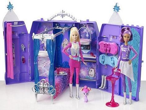 Velká soutěž o Barbie ve hvězdách!