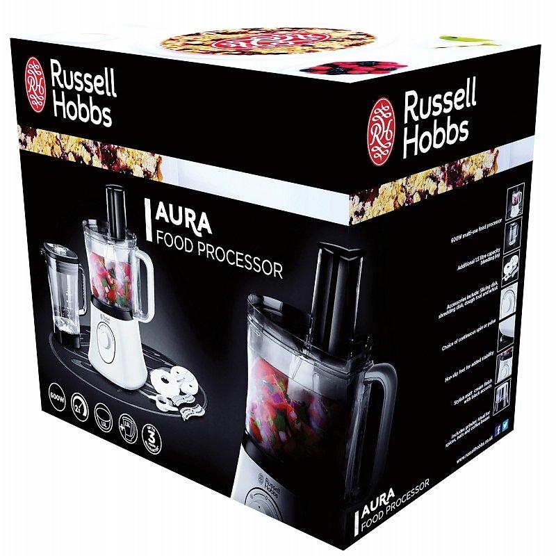 Vánoční soutěž o kuchyňský mixér Russell Hobbs