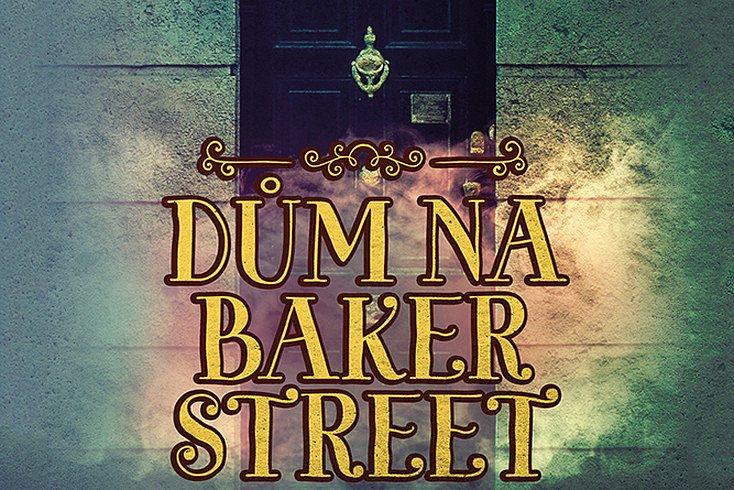 Vyhrajte detektivku Dům na Baker Street!