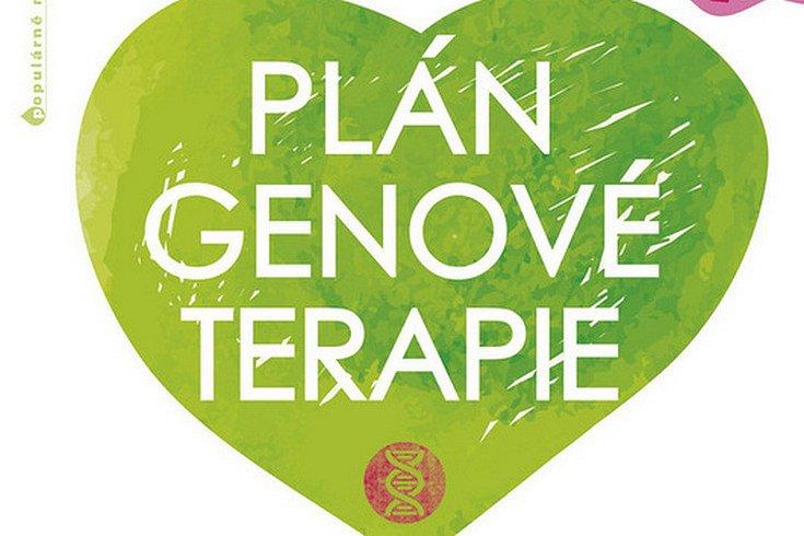 Vyhrajte knihu Plán genové terapie!