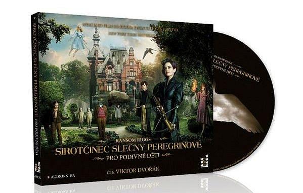 Vyhrajte audioknihy Sirotčinec slečny Peregrinové pro podivné děti