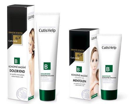 Kosmetika CutisHelp pro tři soutěžící!
