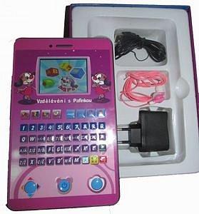 Vyhrajte dětský tablet a další naučné hračky