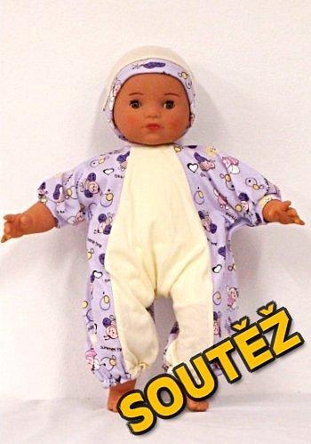 SOUTĚŽ o dětskou panenku Maruška od firmy Hamiro