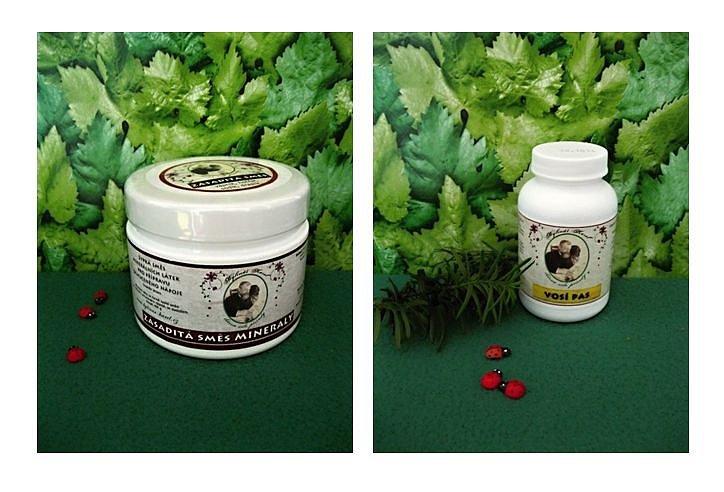 Soutěž o balíček přírodních produktů pro zdraví