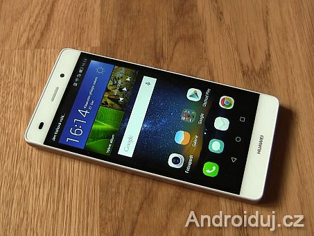 Soutěž o Huawei P8 Lite Dual SIM