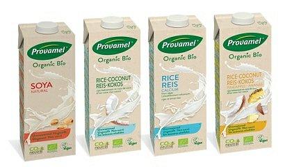 Soutěž o 6 balíčků bioproduktů Provamel