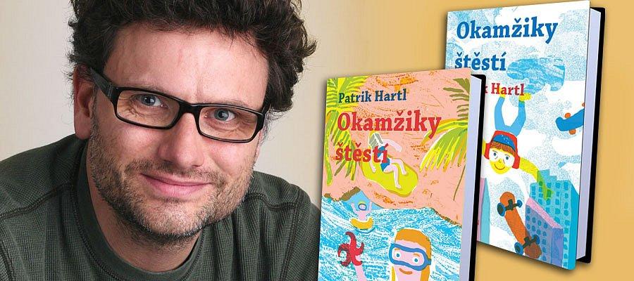 Soutěž o 5 výtisků knihy Okamžiky štěstí