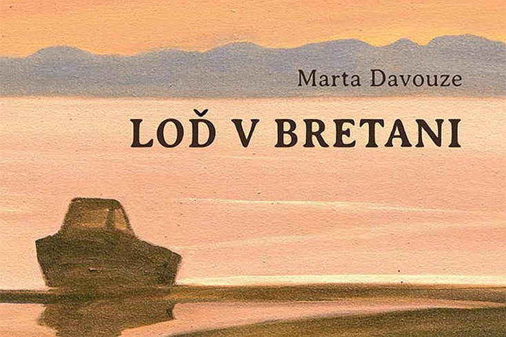 Vyhrajte novou knihu Marty Davouze Loď v Bretani!