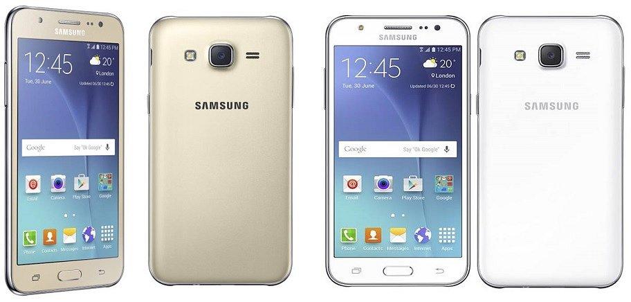 Vánoční soutěž o Samsung Galaxy J5 (2016)