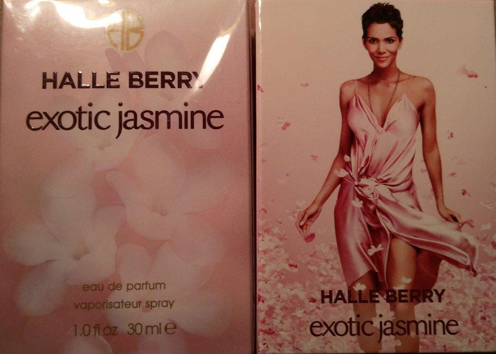 Adventní soutěžení o krásné a voňavé ceny - o vůni HALLE BERRY - EXOTIC JASMINE  (eau de parfum, 30 ml) parfémovanou vodu pro ženy.