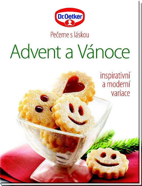 Vyhrát můžete novou knihu receptů a produkty na pečení i zdobení cukroví a sladkých moučníků od Dr.Oetkera!