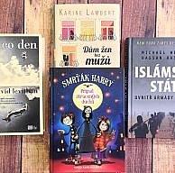 Soutěž o knihy pro celou rodinu