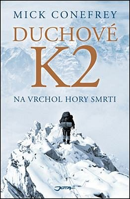 Soutěž o knihu Duchové K2