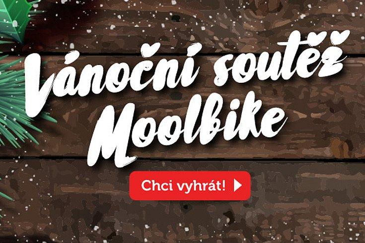 Vánoční soutěž Moolbike