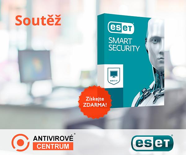 Získejte Eset Smart Security zdarma
